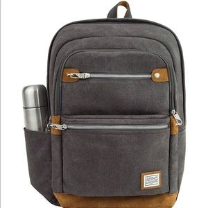 Travelon Anti-Theft Heritage Backpack - Pewter